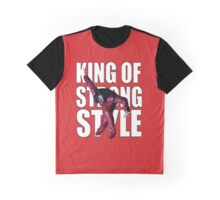 Shinsuke Nakamura - The King of Strong Style Graphic T-Shirt