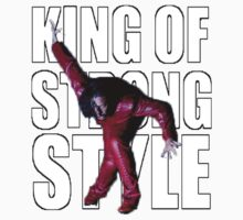Shinsuke Nakamura - The King of Strong Style Kids Tee