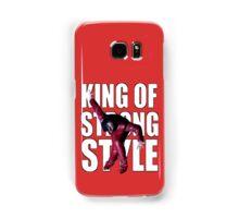 Shinsuke Nakamura - The King of Strong Style Samsung Galaxy Case/Skin