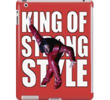 Shinsuke Nakamura - The King of Strong Style iPad Case/Skin
