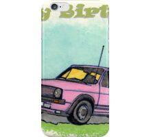 Golf Pink iPhone Case/Skin