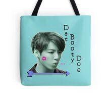 Jungkook -- Dat Booty Doe Tote Bag