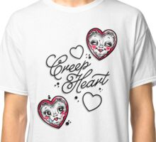 Smile Now, Cry Later Creep Heart Classic T-Shirt
