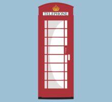 London Telephone 578 Kids Tee