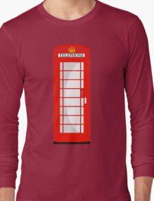 London Telephone 578 Long Sleeve T-Shirt