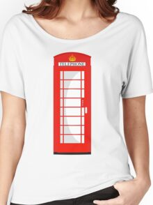 London Telephone 2 Women's Relaxed Fit T-Shirt