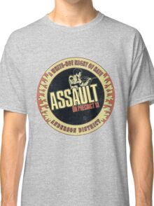 Assault on Precinct 13 Vintage Classic T-Shirt