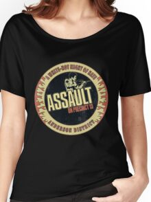 Assault on Precinct 13 Vintage Women's Relaxed Fit T-Shirt
