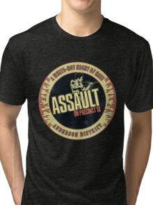 Assault on Precinct 13 Vintage Tri-blend T-Shirt