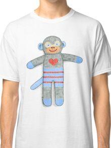 Sock Monkey Classic T-Shirt