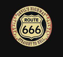 Route 666 Vintage Unisex T-Shirt