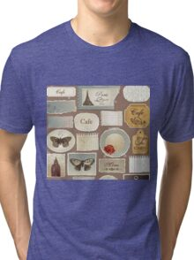 London Cafe Tri-blend T-Shirt