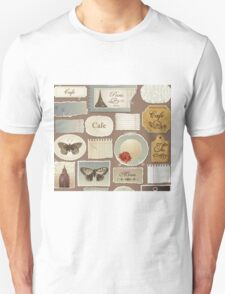 London Cafe Unisex T-Shirt