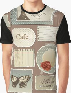 London Cafe 578 Graphic T-Shirt