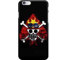The Spade Grunge iPhone Case/Skin