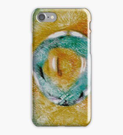 Reptile Eye iPhone Case/Skin