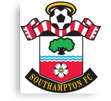 Southampton FC Badge Canvas Print