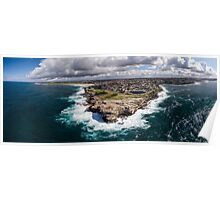 Mistral Point Maroubra Poster