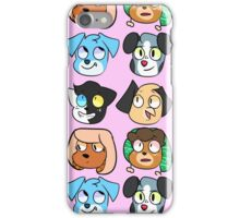 12 Character Design! iPhone Case/Skin