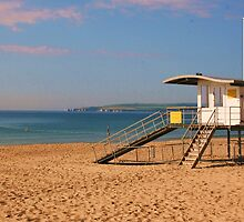Branksome Life Guard Station by RedHillDigital