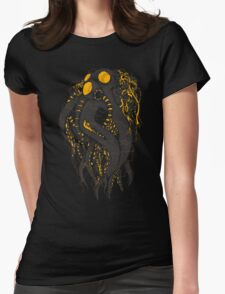 Octobot Womens Fitted T-Shirt