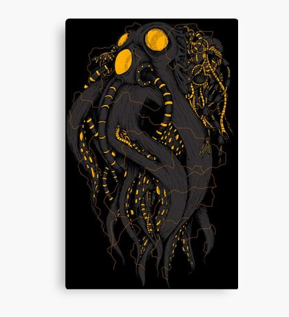 Octobot Canvas Print