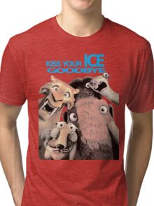 Ice Age 5 Collision Course Tri-blend T-Shirt