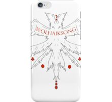 Wolhaiksong iPhone Case/Skin