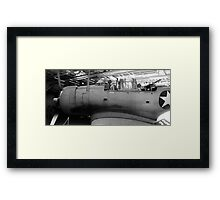 Dauntless Framed Print
