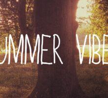 SUMMER VIBES Sticker
