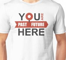 GPS of your life - locate the moment Unisex T-Shirt