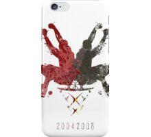 Heat Rorshaq iPhone Case/Skin