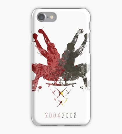 Heat Rorshaq iPhone Case/Skin