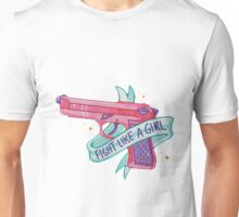 FIGHT LIKE A GIRL VOL. 1  Unisex T-Shirt