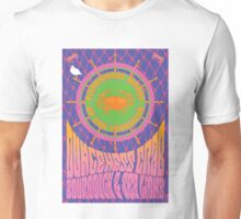 1960's Psychedelic San Francisco Fisherman's Wharf Unisex T-Shirt