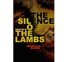THE SILENCE OF THE LAMBS 6 Photographic Print