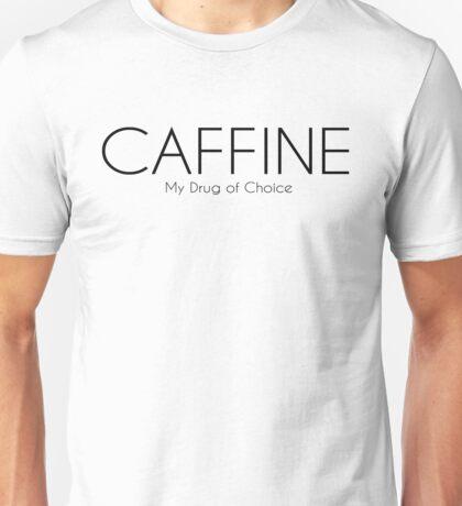 Caffine Unisex T-Shirt