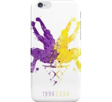 Lakers Rorshaq iPhone Case/Skin