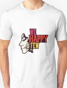 We Happy Few Unisex T-Shirt