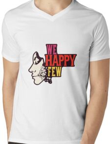 We Happy Few Mens V-Neck T-Shirt