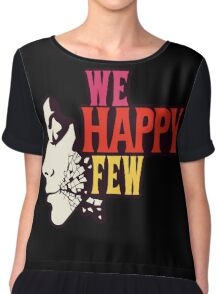 We Happy Few Chiffon Top