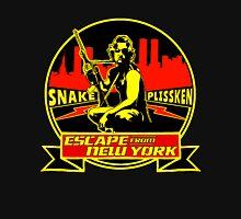 Snake Plissken (Escape from New York) Badge Colour Unisex T-Shirt