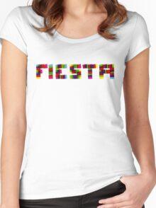 Fiesta Women's Fitted Scoop T-Shirt
