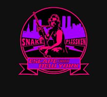 Snake Plissken (Escape from New York) Badge Colour 2 Unisex T-Shirt