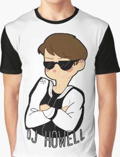 DJ Howell! Graphic T-Shirt