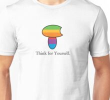 Think for Yourself. Unisex T-Shirt