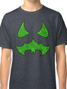 Scarecrow Logo (Metal) Classic T-Shirt