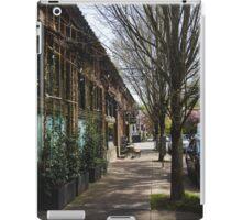 Portland Street Scene 2 iPad Case/Skin