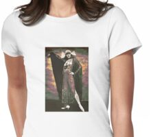 Glam Gal in Harem Costume Womens Fitted T-Shirt