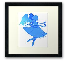water witch Framed Print